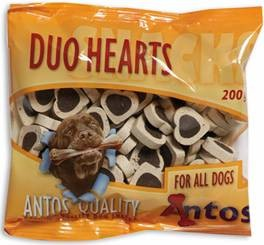 Mini bones duo Hearts- 200 g
