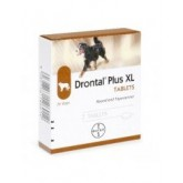 Drontal Plus XL cutie 2 comprimate